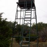 T Box Custom Built Deer Stand