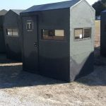 T-Box Deer Blind