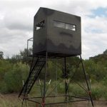 T Box Deer Stand