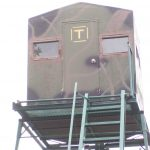 t box deer hunting blind