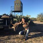 tbox deer blinds - hunter trophy deer photo